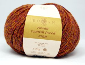 Click to see Rowan Scottish Tweed Aran