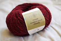 Click to see Rowan Scottish Tweed Chunky