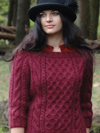 Kim Hargreaves Scarlet Knitting Patterns Rowan English