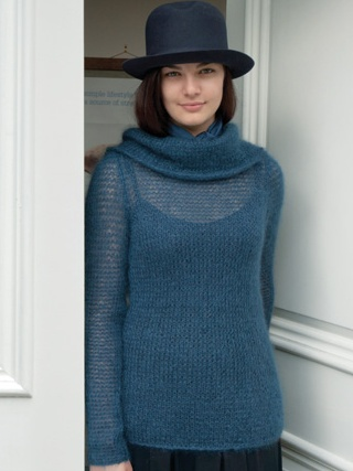 Kim Hargreaves Shadows Knitting Patterns Rowan English