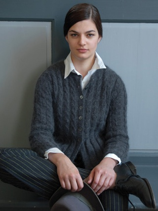 Kim Hargreaves Shadows Knitting Patterns Rowan English