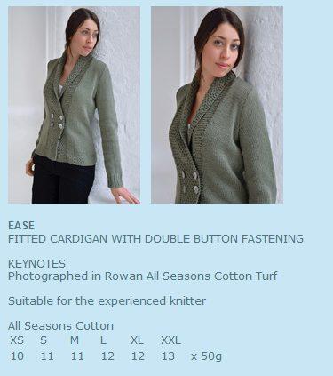 Kim Hargreaves Enchanted Knitting Patterns Rowan English Yarns