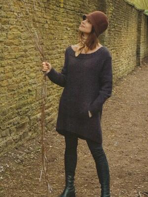 Kim Hargreaves Touching Elegance Knitting Patterns Rowan