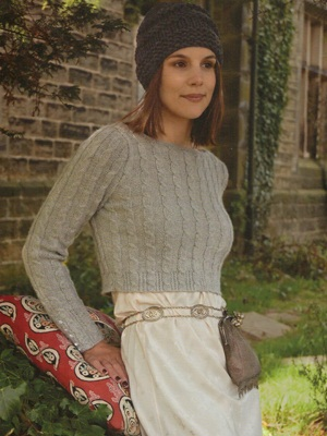 Kim Hargreaves Touching Elegance Knitting Patterns Rowan