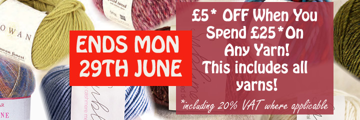 The English Yarns Special Offer