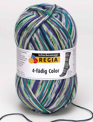 Click to see Regia 4 Ply Color