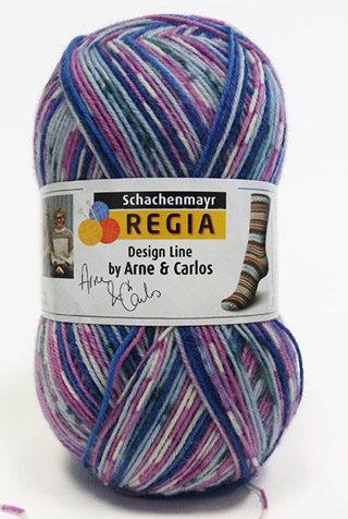 Click to see Regia Design Line 4 Ply by Arne and Carlos