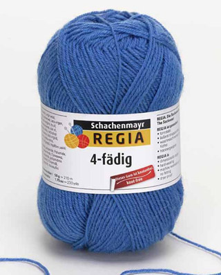 Click to see Regia Plain Colours 4 Ply