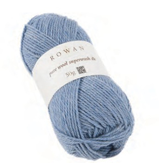 Rowan Pure Wool Superwash DK - Rowan Yarns RYC Sirdar Sublime English ...