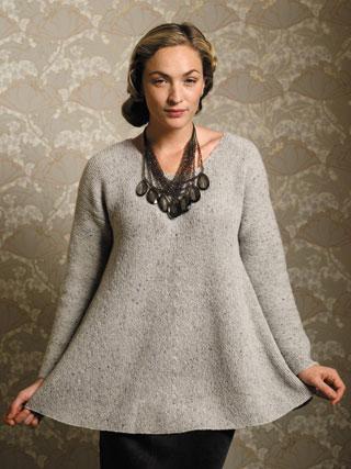 Knitting Pattern For Tunic Jumper : Rowan Yarns Knitting Magazine 44 English Yarns Online Store