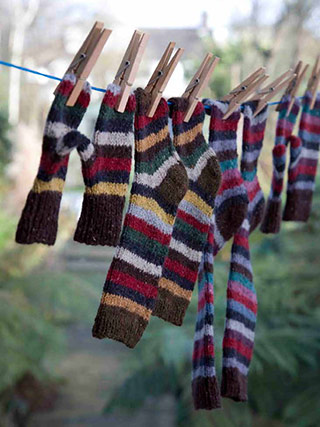 Aran And Nordic Knits For Kids By Martin Storey From Rowan