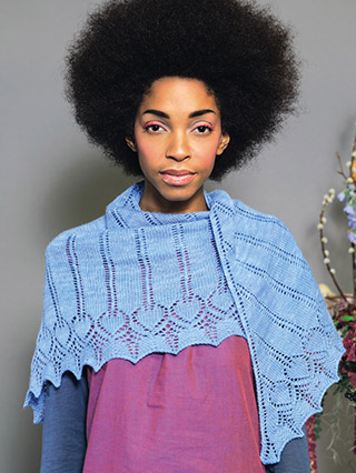 Simple Shapes Fine Art And Fine Lace From Rowan Yarns