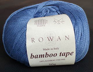 Click to see Rowan Bamboo Tape