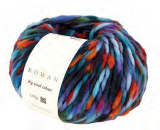 Click to see Rowan Big Wool Colour