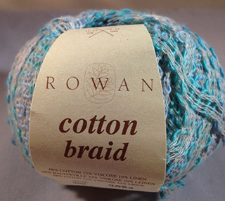 Click to see Rowan Cotton Braid