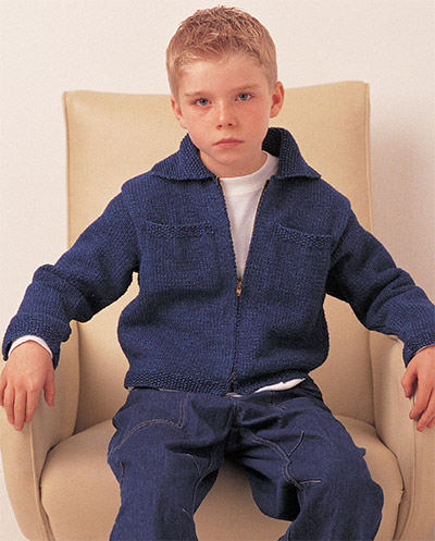 Drew Childrens Zip up Cardigan