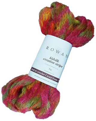 Click to see Rowan Kidsilk Creation Stripe