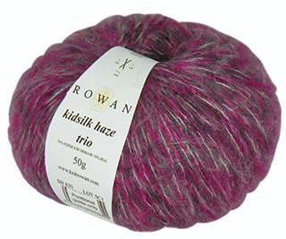 Click to see Rowan Kidsilk Haze Trio