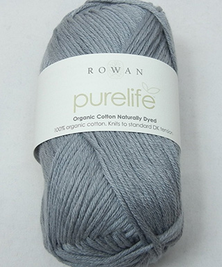 Click to see Rowan Purelife Organic Cotton DK Naturally Dyed