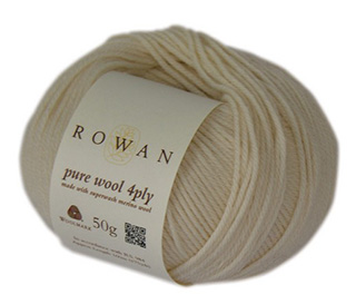 Click to see Rowan Pure Wool 4 Ply