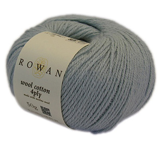 Click to see Rowan Wool Cotton 4 Ply