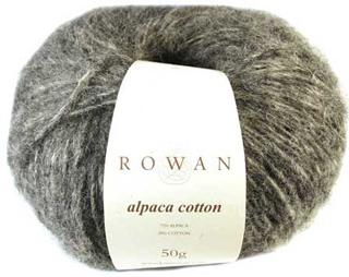 Alpaca Cotton - Rowan Yarns RYC Sirdar Sublime English Yarns knitting