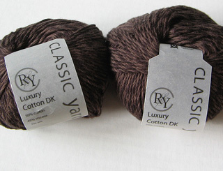 Click to see Rowan Classic Luxury Cotton DK