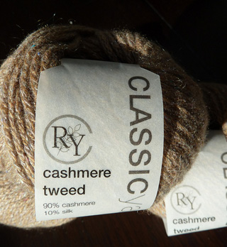 Click to see Rowan Classic Cashmere Tweed