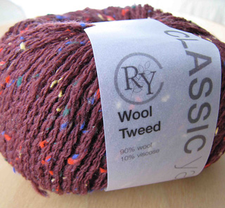 Click to see Rowan Classic Wool Tweed
