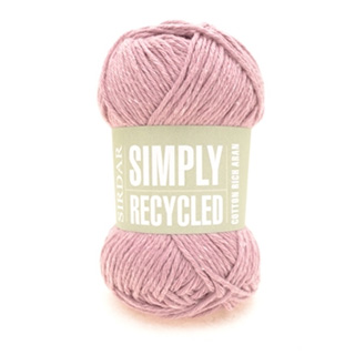 Click to see Sirdar Simply Recycled Aran