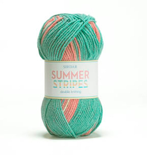 Click to see Sirdar Summer Stripes DK