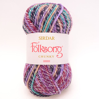 Click to see Sirdar Folksong Chunky