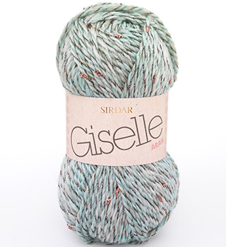 Click to see Sirdar Giselle Aran