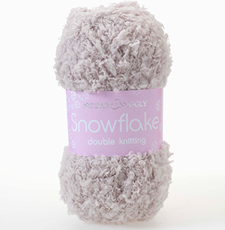Click to see Sirdar Snuggly Snowflake DK