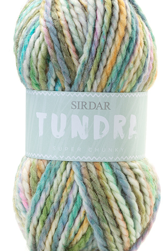 Click to see Sirdar Tundra Super Chunky