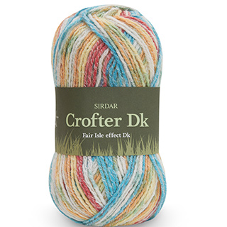 Click to see Sirdar Crofter DK