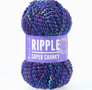 Click to see Sirdar Hayfield Ripple Super Chunky
