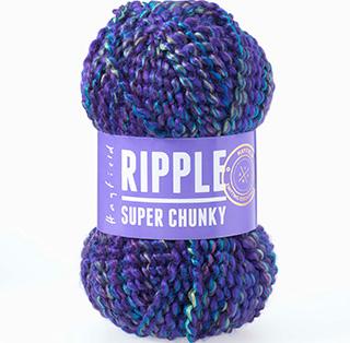 Hayfield Ripple Super Chunky ~ 10 x 100g Balls