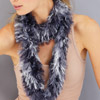 Click to see Sirdar Slinky No Knit Scarf