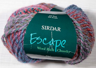 Click to see Sirdar Escape Chunky