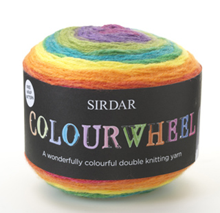 Click to see Sirdar Colourwheel