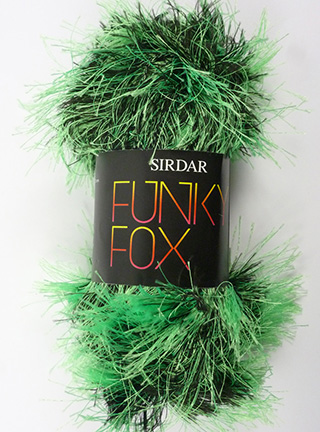 Click to see Sirdar Funky Fox