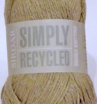 Click to see Sirdar Simply Recycled DK