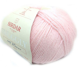 Click to see Sirdar Snuggly 100% Merino 4 Ply