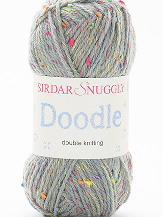 Click to see Sirdar Snuggly Doodle DK