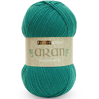 Click to see Sirdar Hayfield Bonus Aran With Wool 400g
