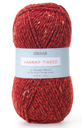 Click to see Sirdar Harrap Tweed Chunky