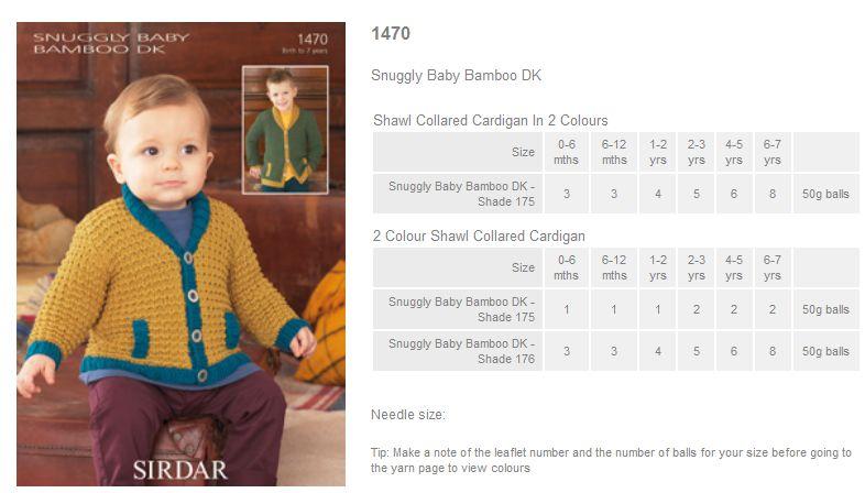 44bcf02e311c Sirdar Baby Bamboo Dk - Rowan Yarns RYC Sirdar Sublime English Yarns ...