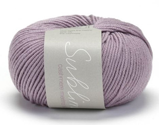 Click to see Sublime Cashmere Merino Silk DK