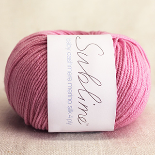 Click to see Sublime Baby Cashmere Merino Silk 4 Ply